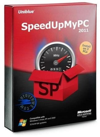 SpeedUpMyPC 5.1.1.3 Rus Cracked
