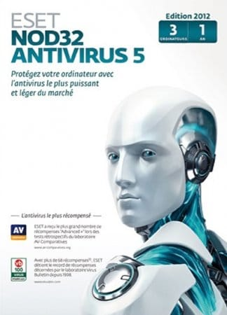 ESET NOD32 Antivirus 5.0.94.8 Final x86/x64 + Ключи